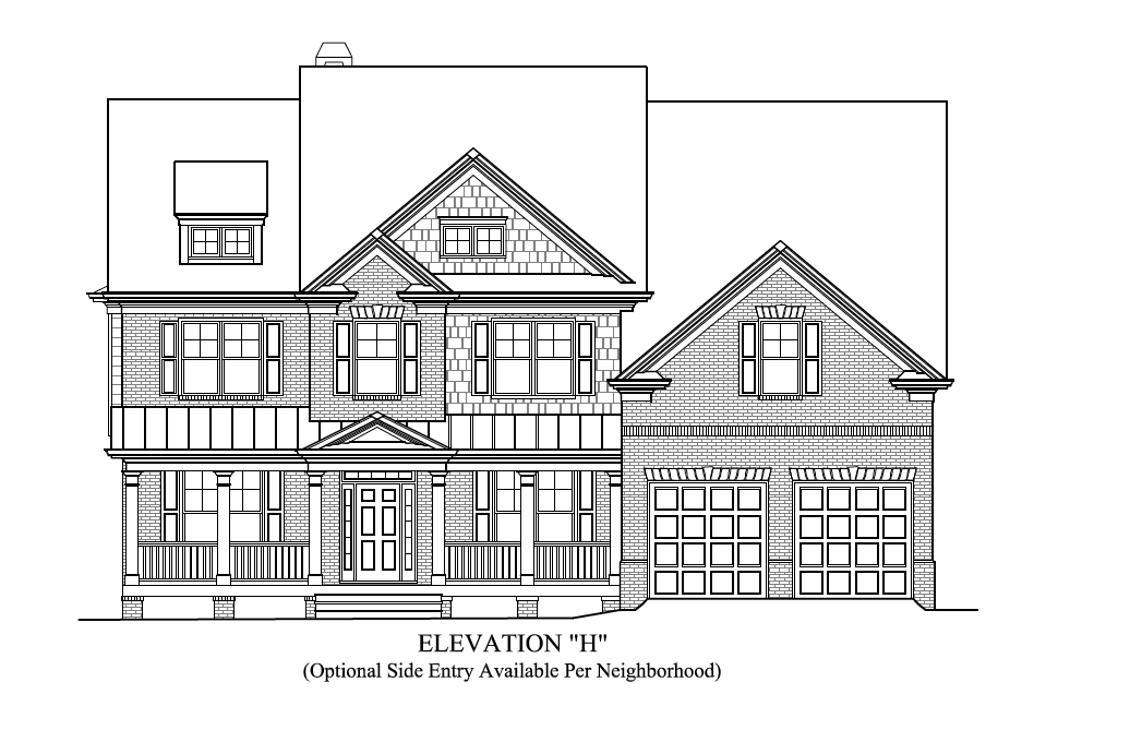 Brunswick Peachtree Residential – Township House Plans