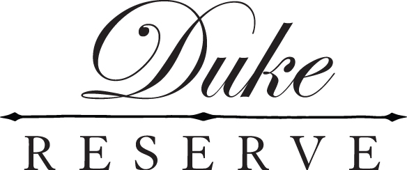 Duke Reserve logo black