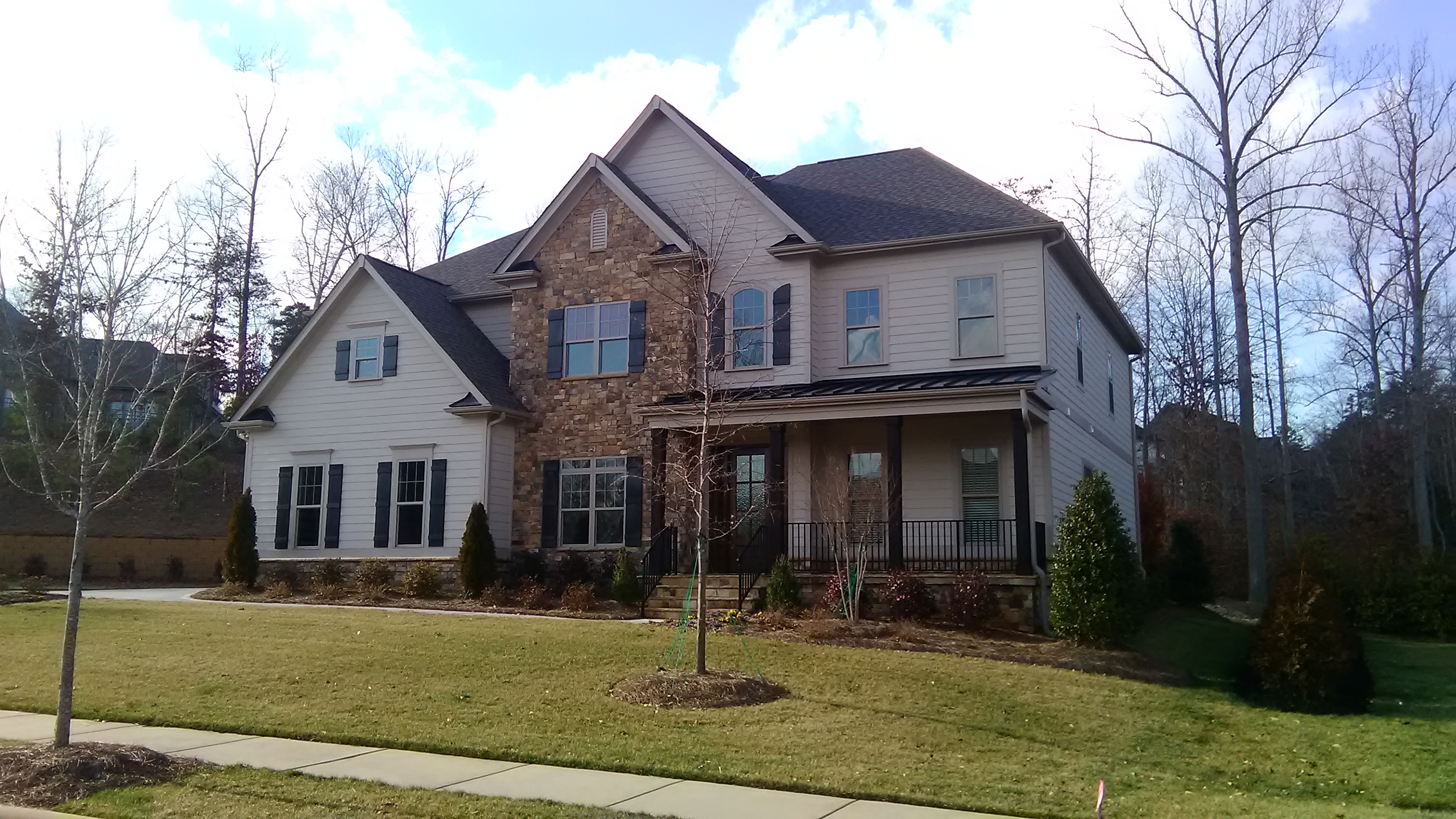 River run new homes in davidson nc peachtree residential for Davidson home builders