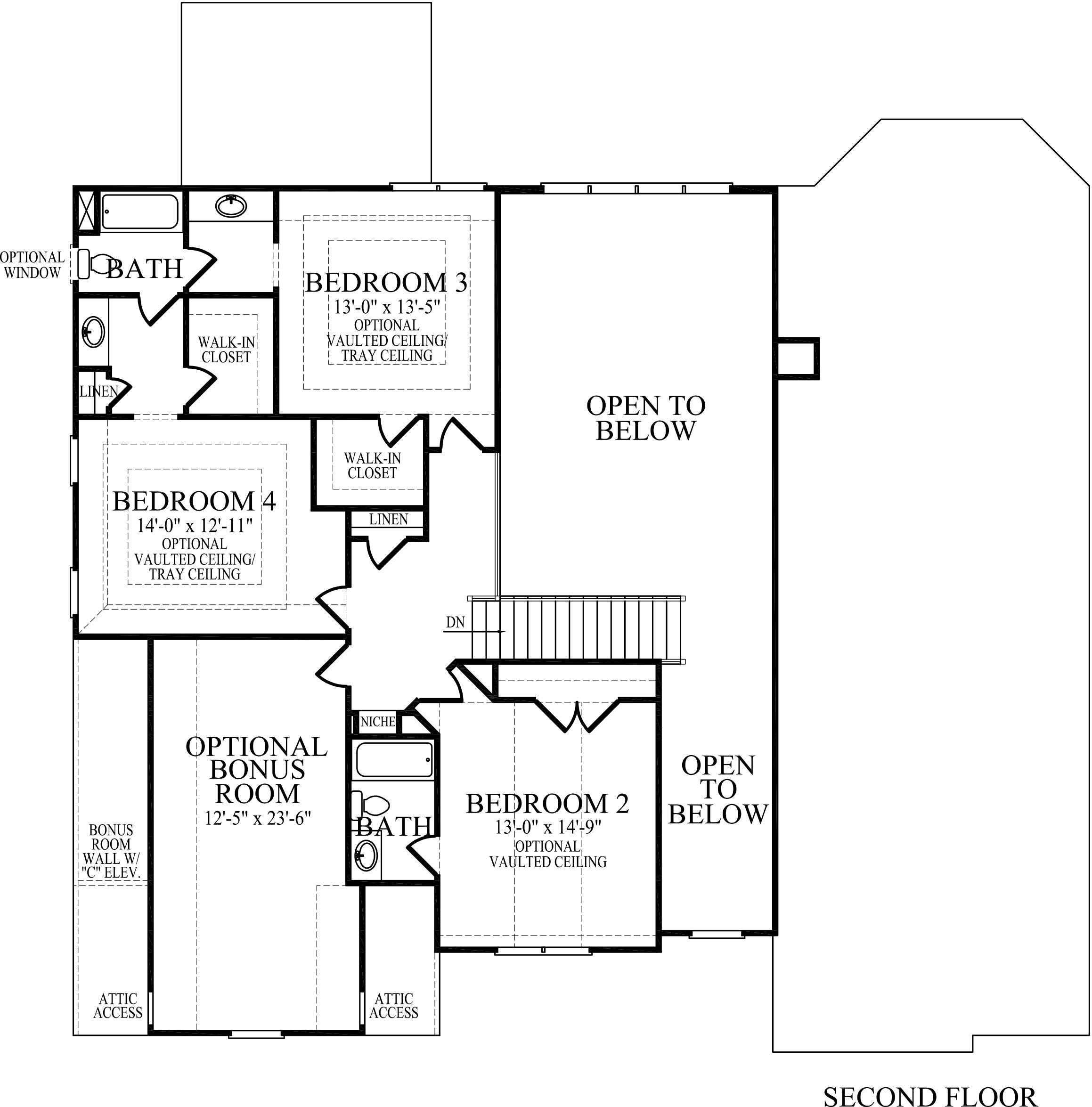 Photo barrington floor plan images plantation homes for Barrington floor plan