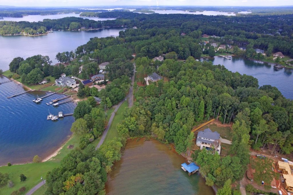 lake norman new homes