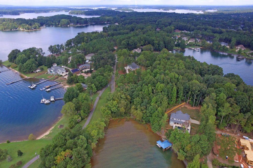 lake norman new homes