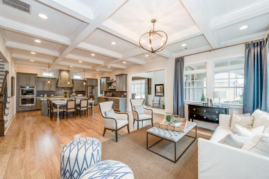 Oglethorpe Kitchen and Family Room