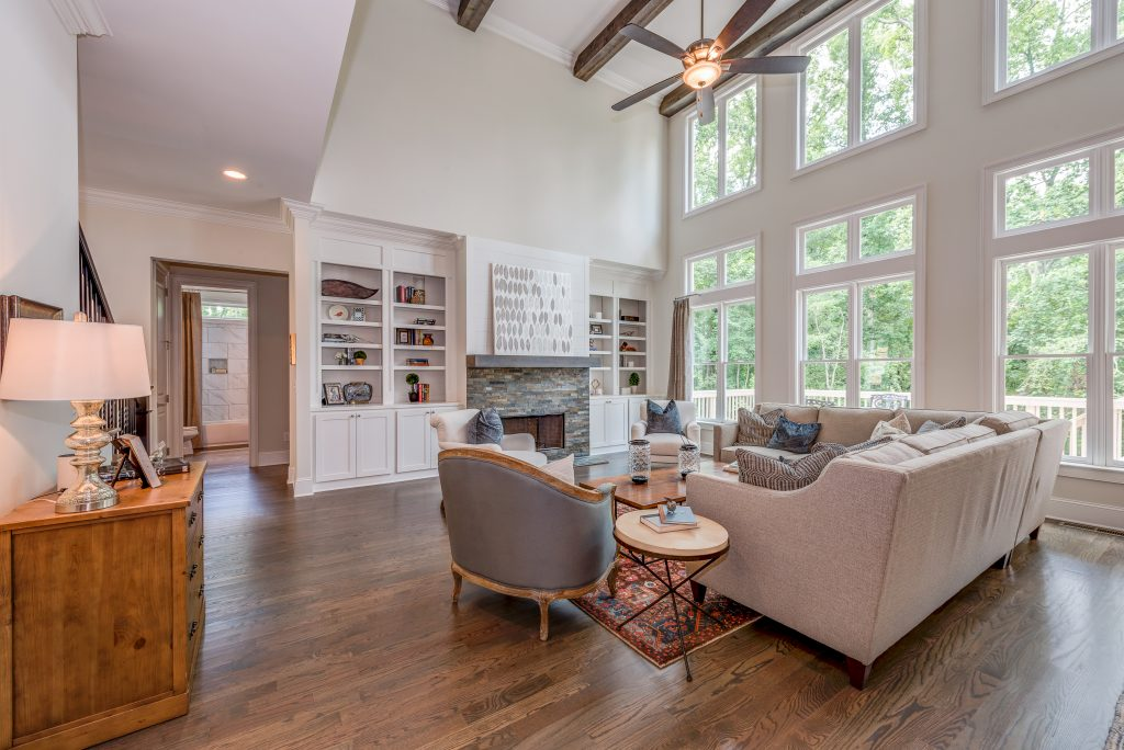 Interior home in Peachtree Corners Time to Buy