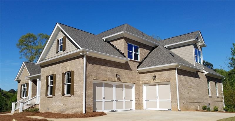 Shakerag Manor new luxury home in Atlanta