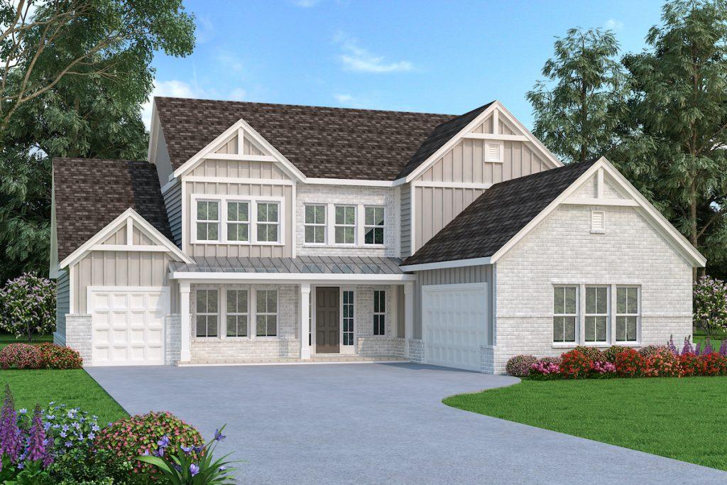 Chatsworth modern farmhouse plan