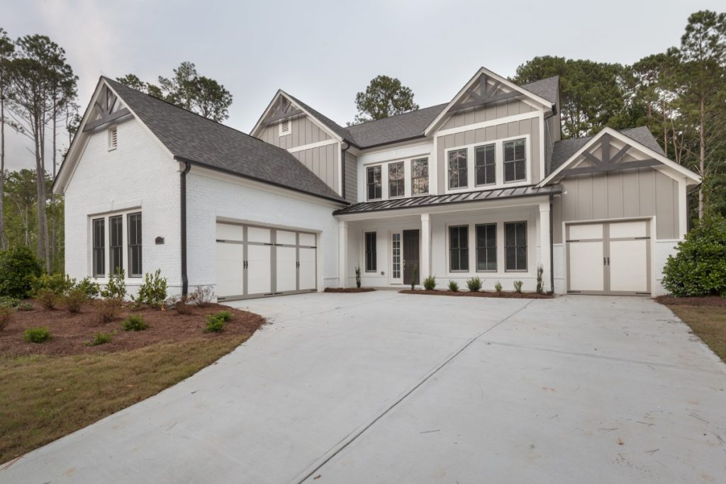 front home exterior